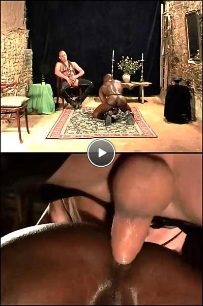 black master gay white slave video