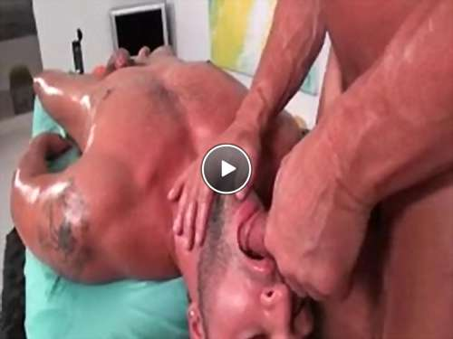 dad and son free gay porn video