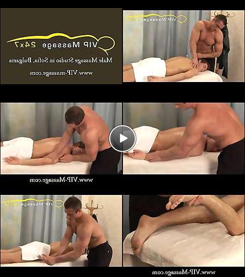 male massage sf video