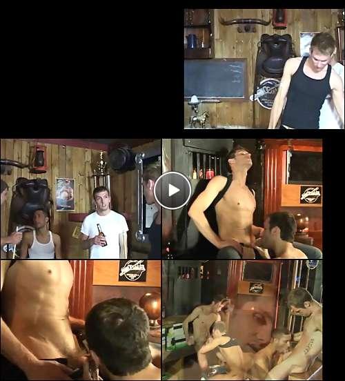 masculine hunk video